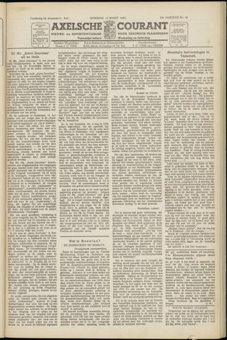Axelsche Courant 1949-03-12