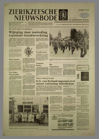 Zierikzeesche Nieuwsbode 1981-06-22
