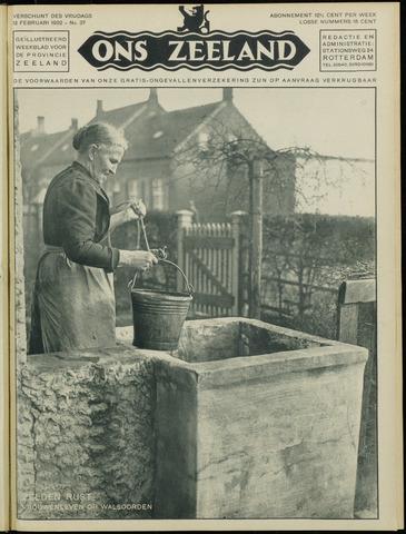 Ons Zeeland / Zeeuwsche editie 1932-02-12