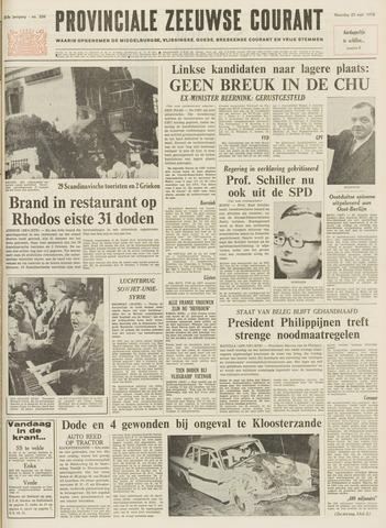 Provinciale Zeeuwse Courant 1972-09-25