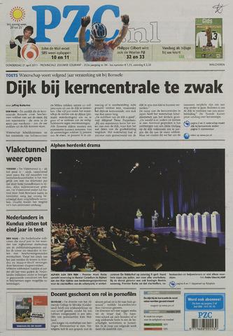 Provinciale Zeeuwse Courant 2011-04-21
