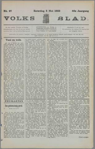 Volksblad 1923-05-05