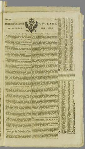 Middelburgsche Courant 1805-04-25