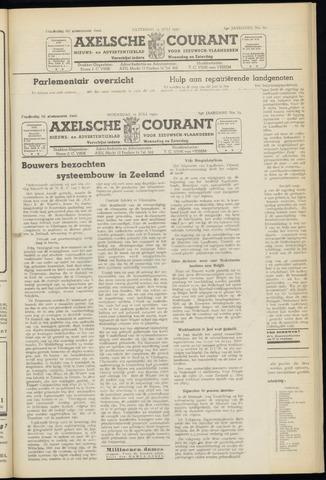 Axelsche Courant 1950-07-12