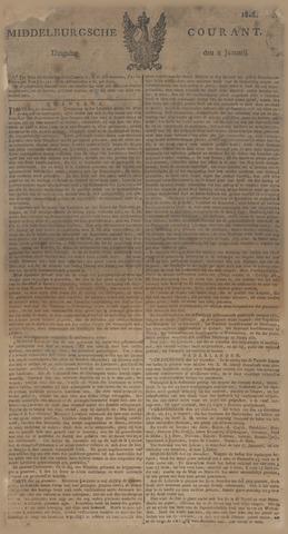 Middelburgsche Courant 1816