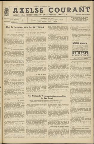 Axelsche Courant 1959-09-12