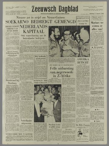 Zeeuwsch Dagblad 1959-08-17