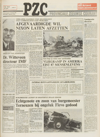 Provinciale Zeeuwse Courant 1973-08-01
