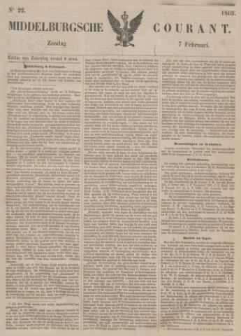 Middelburgsche Courant 1869-02-07