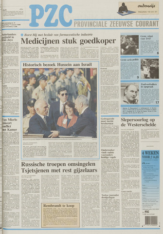Provinciale Zeeuwse Courant 1996-01-11
