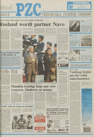 Provinciale Zeeuwse Courant 1994-05-25