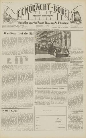 Eendrachtbode (1945-heden)/Mededeelingenblad voor het eiland Tholen (1944/45) 1949-06-17