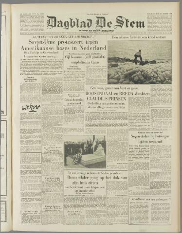 de Stem 1954-03-22