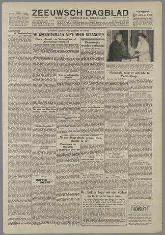 Zeeuwsch Dagblad 1951-06-09