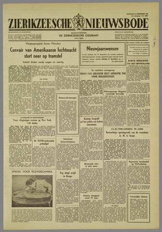 Zierikzeesche Nieuwsbode 1960-12-19