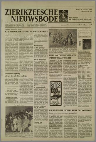 Zierikzeesche Nieuwsbode 1963-09-20