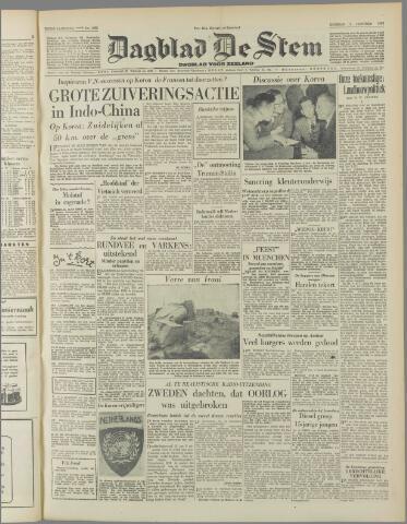 de Stem 1950-10-03