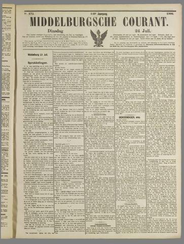 Middelburgsche Courant 1906-07-24