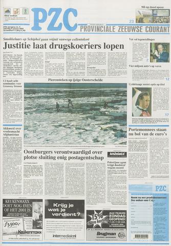 Provinciale Zeeuwse Courant 2002-01-05