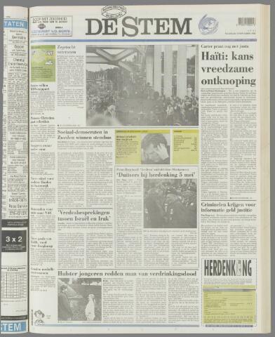 de Stem 1994-09-19