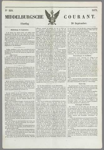 Middelburgsche Courant 1871-09-26