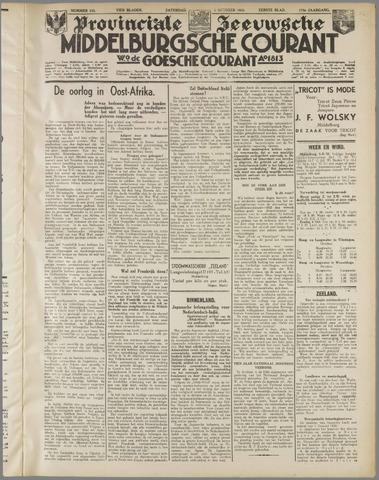 Middelburgsche Courant 1935-10-05