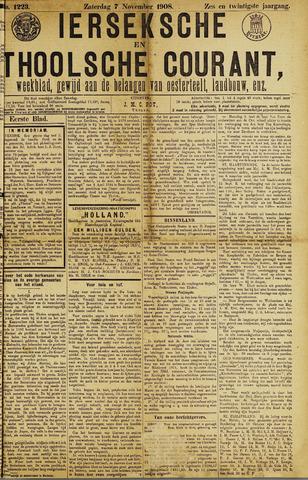 Ierseksche en Thoolsche Courant 1908-11-07