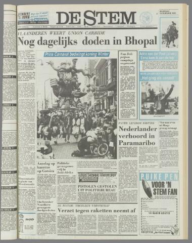 de Stem 1985-02-18