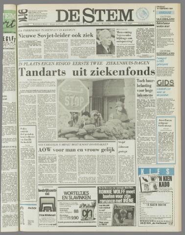 de Stem 1984-02-14