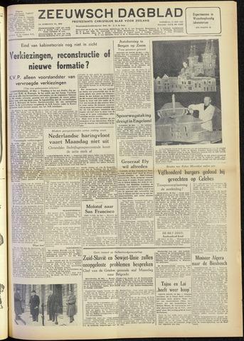 Zeeuwsch Dagblad 1955-05-21