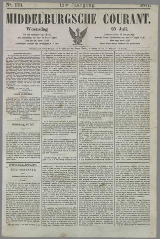 Middelburgsche Courant 1877-07-25