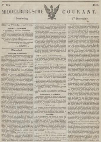 Middelburgsche Courant 1866-12-27