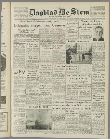 de Stem 1956-02-06