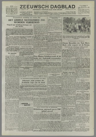 Zeeuwsch Dagblad 1952-11-13