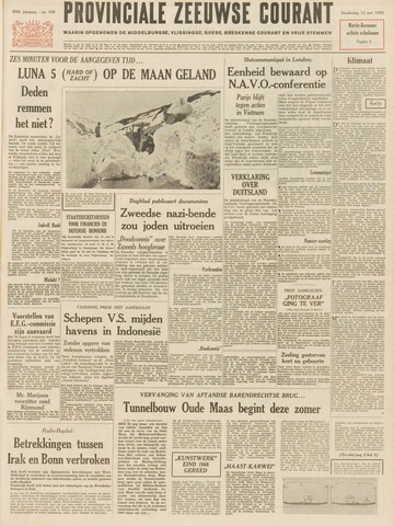 Provinciale Zeeuwse Courant 1965-05-13