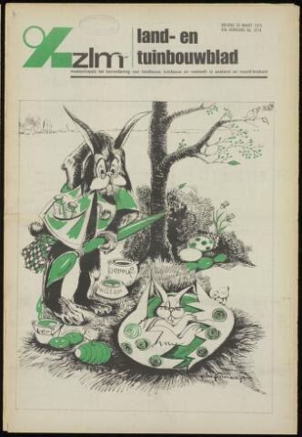Zeeuwsch landbouwblad ... ZLM land- en tuinbouwblad 1975-03-28