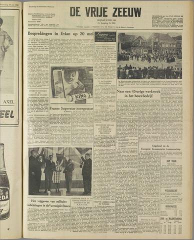 de Vrije Zeeuw 1961-05-12
