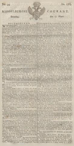 Middelburgsche Courant 1763-03-19