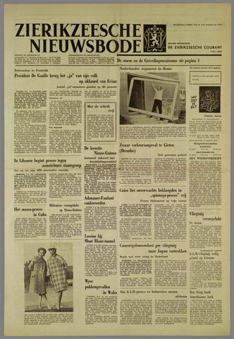 Zierikzeesche Nieuwsbode 1962-04-09