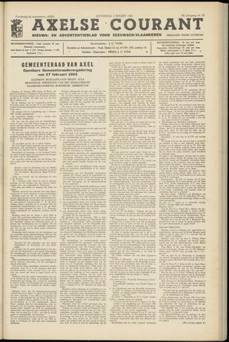 Axelsche Courant 1962-03-03