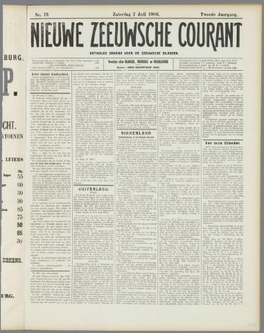 Nieuwe Zeeuwsche Courant 1906-07-07