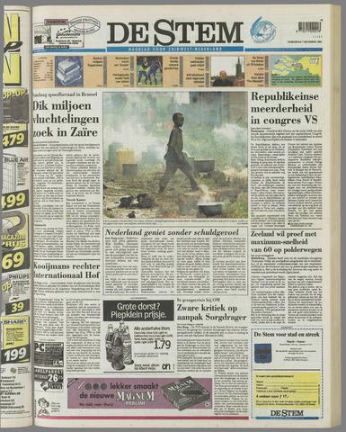 de Stem 1996-11-07