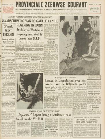 Provinciale Zeeuwse Courant 1964-11-23