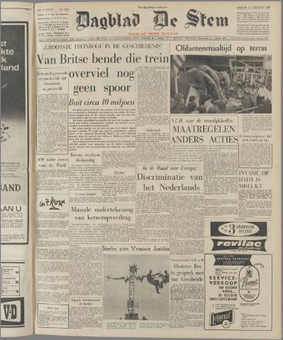 de Stem 1963-08-09