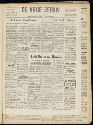 de Vrije Zeeuw 1950-12-13
