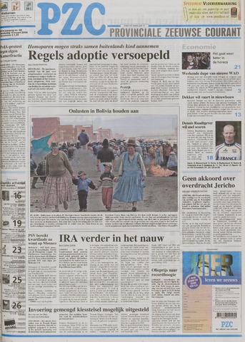 Provinciale Zeeuwse Courant 2005-03-10