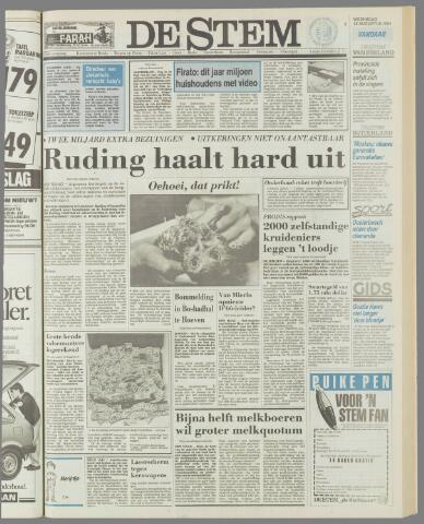 de Stem 1984-08-22