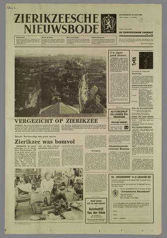 Zierikzeesche Nieuwsbode 1985-07-18