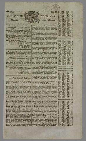Goessche Courant 1824-08-23
