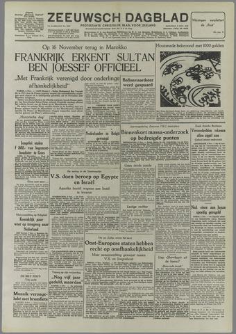 Zeeuwsch Dagblad 1955-11-07